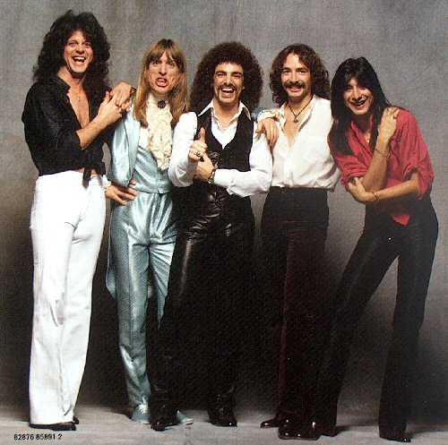 Names Of The Moody Blues