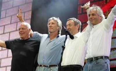 Gilmour, Waters, Mason & Wright