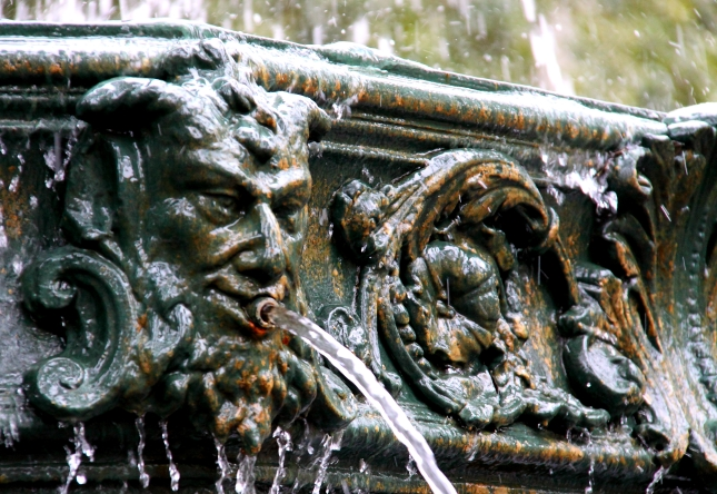 fountain-detail